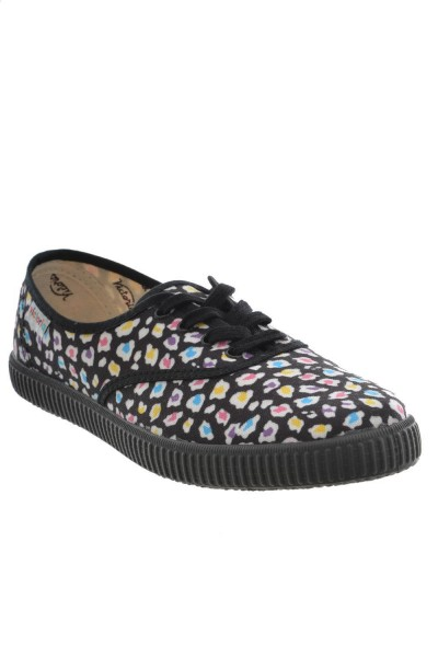 baskets mode victoria 6608 noir