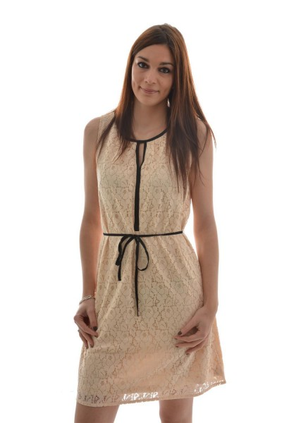 robe b.young 801242 - lazem beige