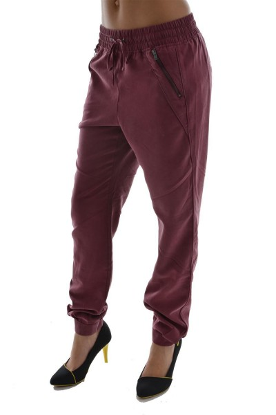 pantalons Edc By Esprit easy pants rouge