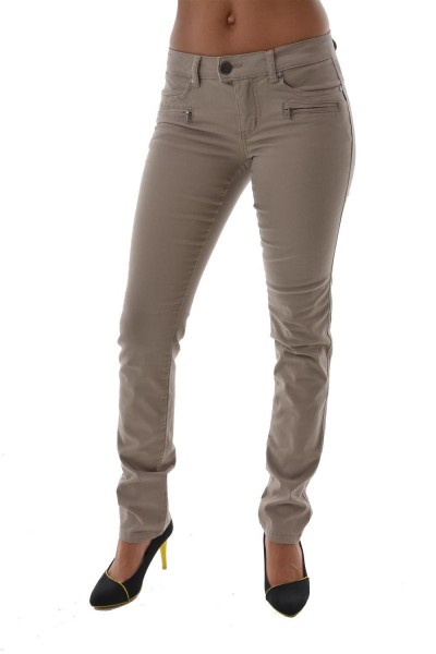pantalons street one max beige