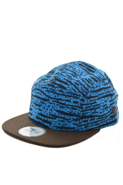 casquettes new era mash up camper newera bleu