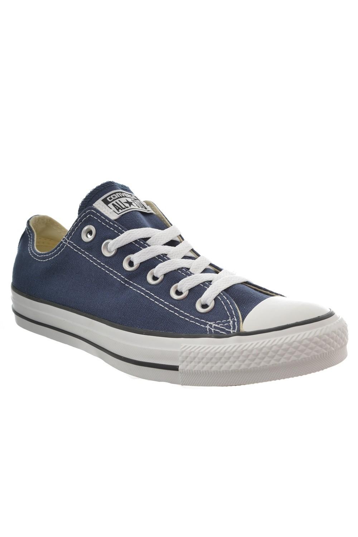converses bleu jean