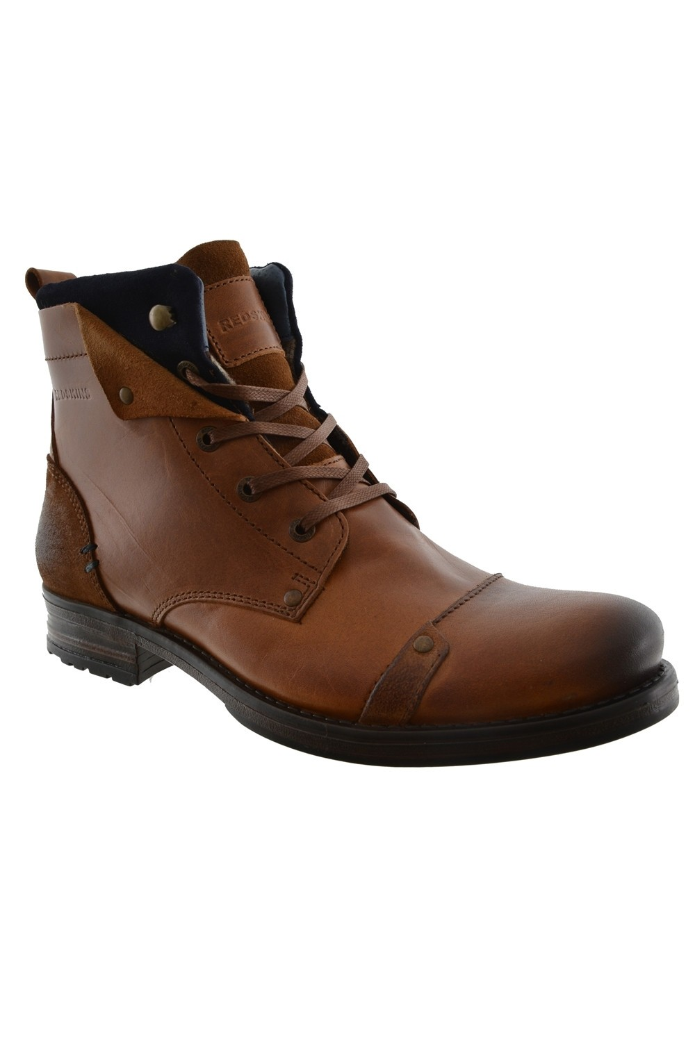 Marron Chaussures Redskins Yedes Référence Chaussures Référence Redskins xHqYR