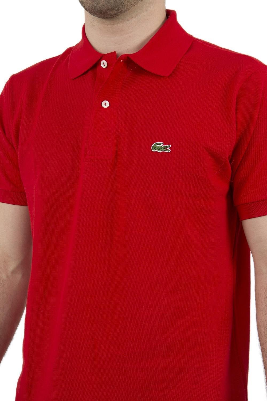 e8f41d3236f Polo lacoste référence l1212 rouge 240