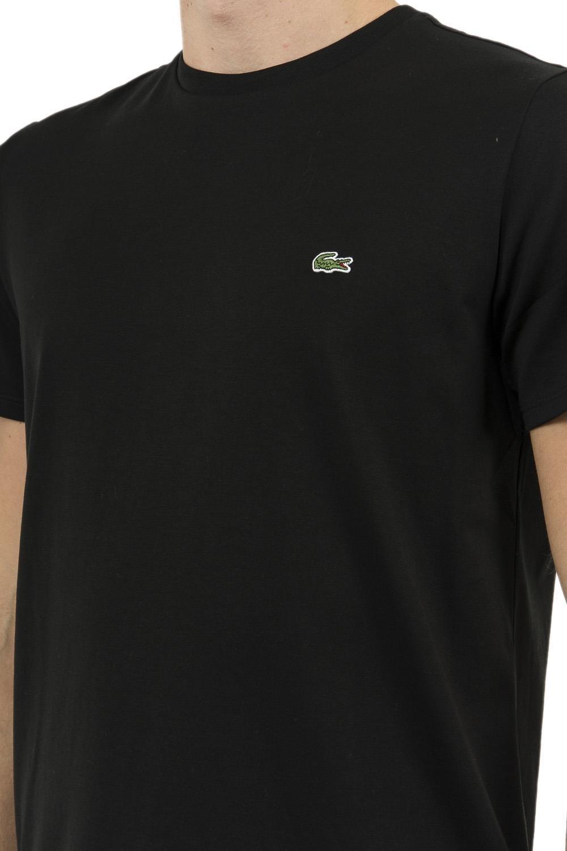 9999b85fa8 Tee shirt lacoste homme référence th6709 noir