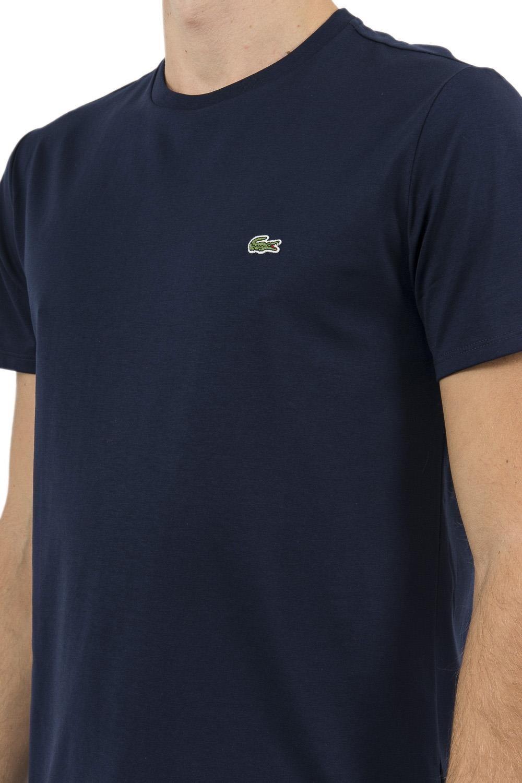 0178a41a79 Tee shirt lacoste homme référence th6709 bleu