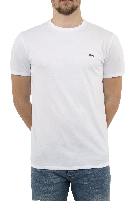 e58d99c5b1 T-shirts à manches courtes Shirt Homme TH6709 Lacoste T