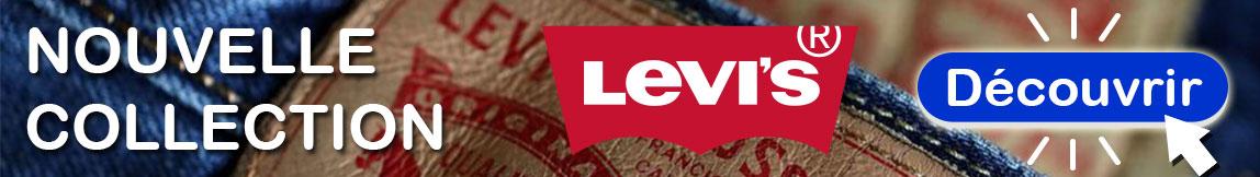 Découvrez Levis